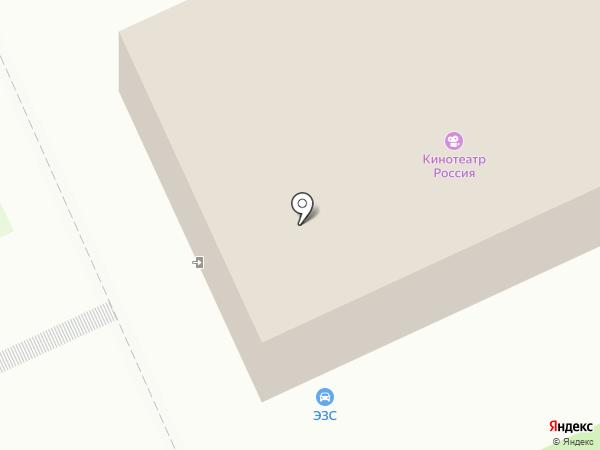 Централизованная клубная система муниципального образования г. Долинска на карте Долинска