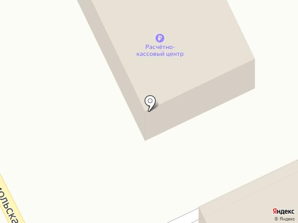 Отдел участковых уполномоченных полиции на карте Долинска
