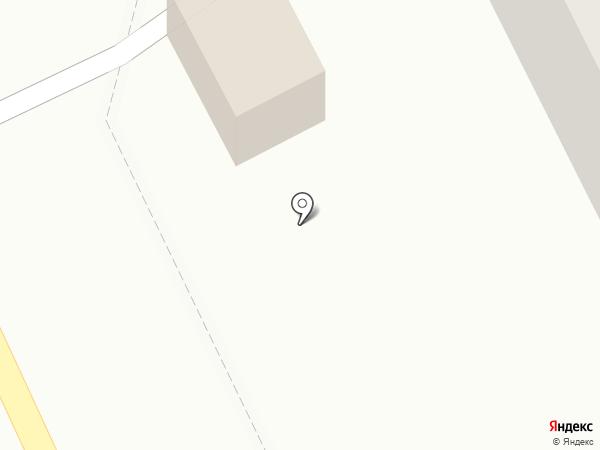 Заречное, ЗАО на карте Долинска