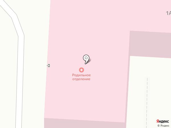 Долинская центральная районная больница им. Н.К. Орлова на карте Долинска