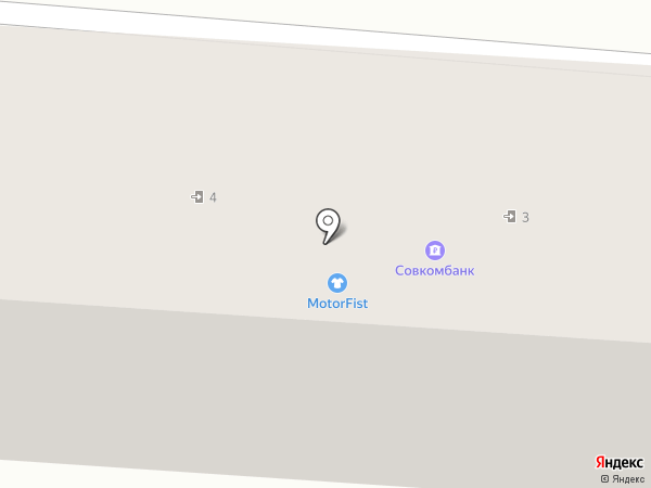 Восточный экспресс банк на карте Долинска