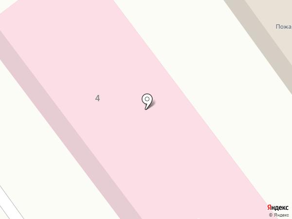 Амбулатория на карте Стародубского