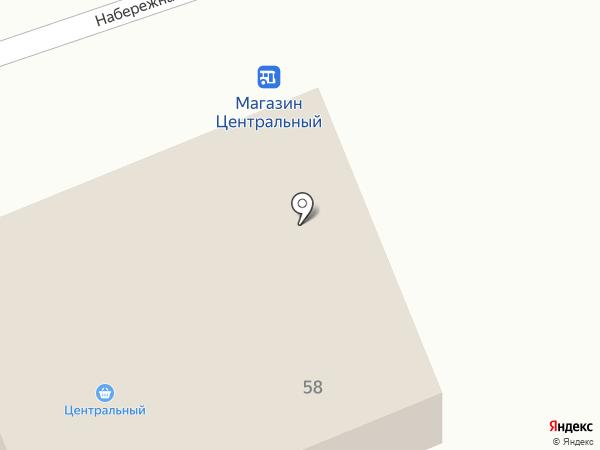 Промтовары на карте Стародубского