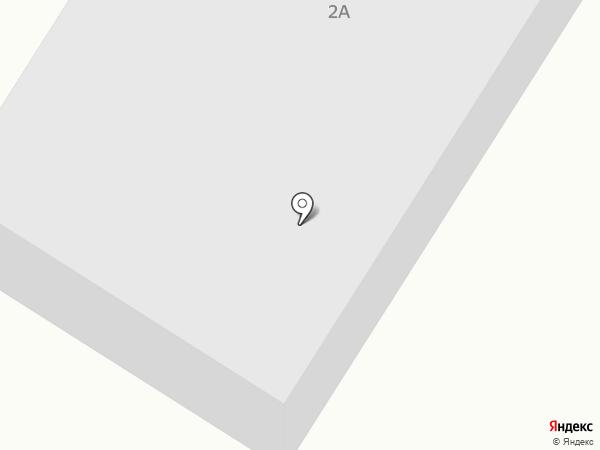 Елизововодстрой на карте Елизово