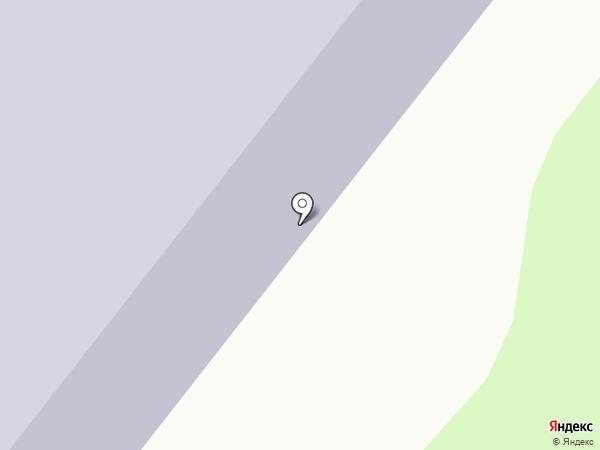 Камчатская школа-интернат для детей-сирот и детей на карте Елизово
