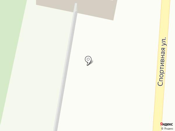 Строитель на карте Елизово