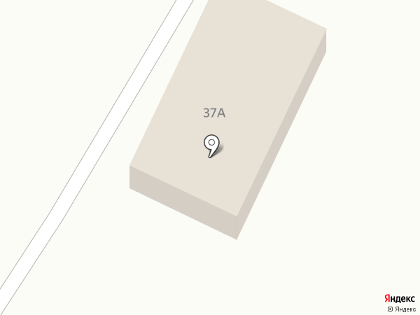 Авача на карте Елизово