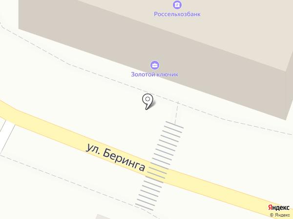ЗОЛОТОЙ КЛЮЧИК на карте Елизово