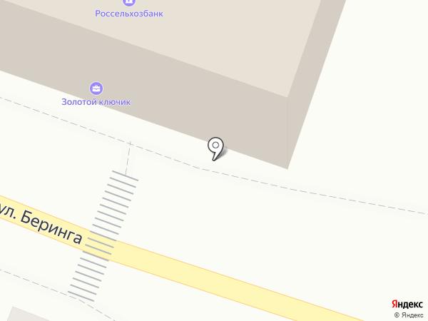 ЗАЙМЫ-ДВ на карте Елизово