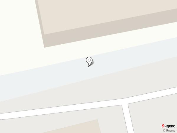 Сакура на карте Елизово