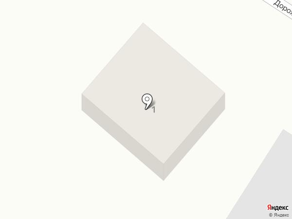 АЗС на карте Елизово