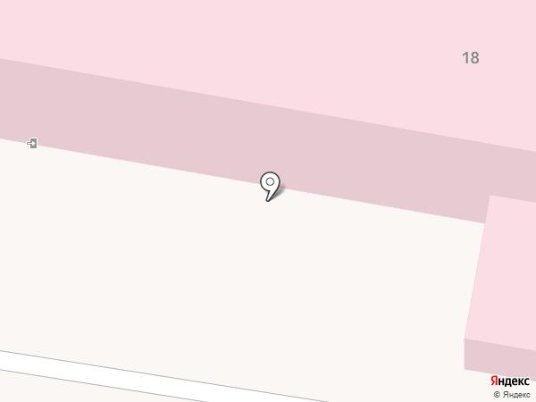 Морг на карте Елизово