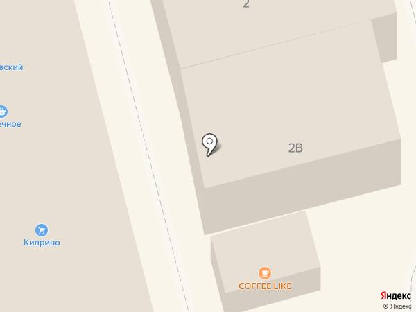 Птенец на карте Елизово
