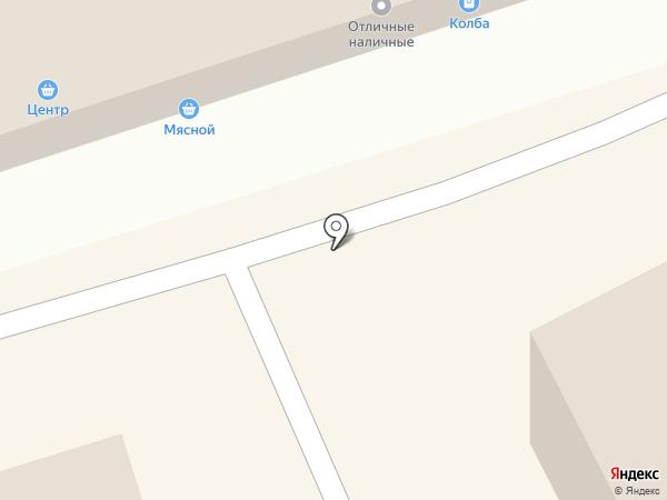Торговый павильон на карте Елизово