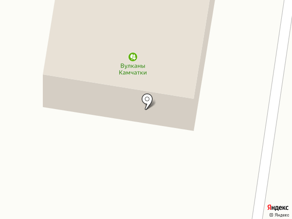 Вулканы Камчатки, КГБУ на карте Елизово