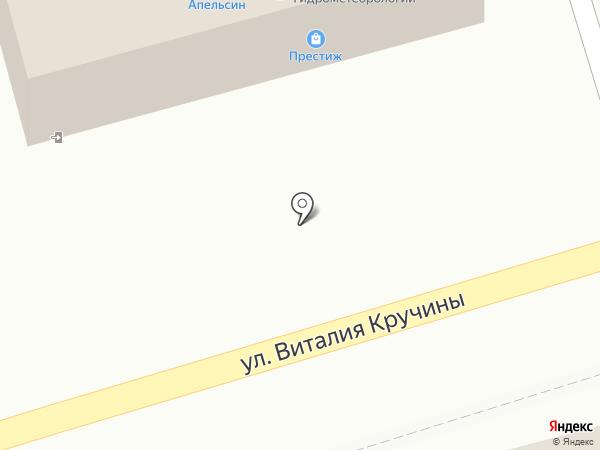 Престиж на карте Елизово