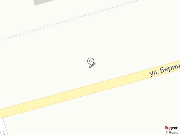 Тикет сервис на карте Елизово