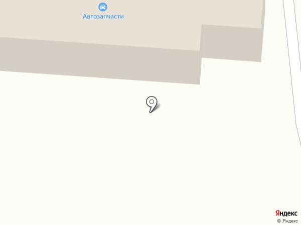 АЗС НСК на карте Елизово