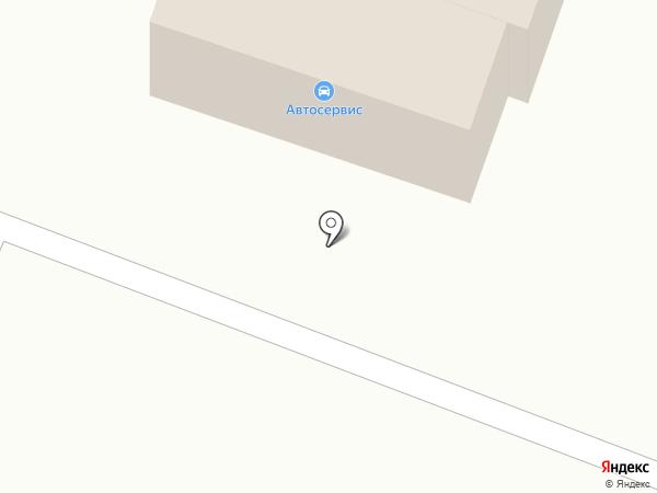 Прим на карте Вилючинска