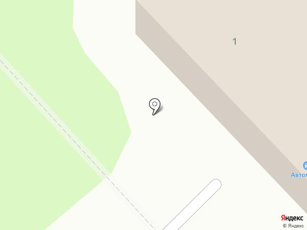 Автоцентр на карте Елизово