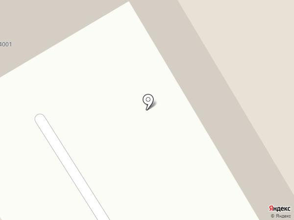 Почтовое отделение №1 на карте Елизово