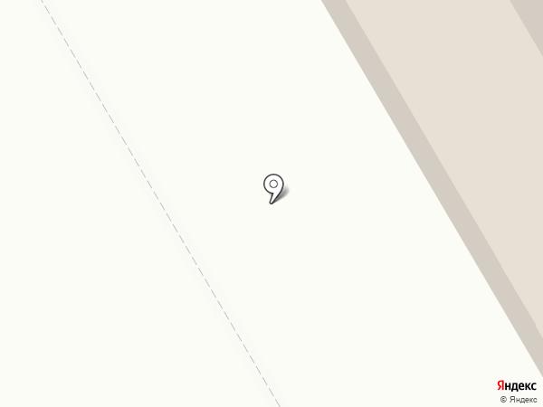 Международный аэропорт на карте Елизово