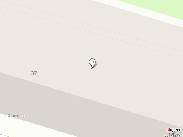Никс на карте Вилючинска