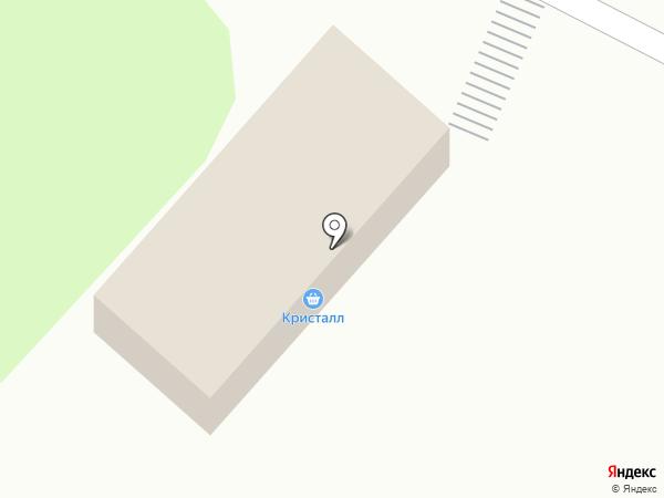 Продуктовый магазин на карте Вилючинска