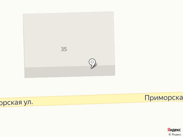 Почтовое отделение на карте Петропавловска-Камчатского