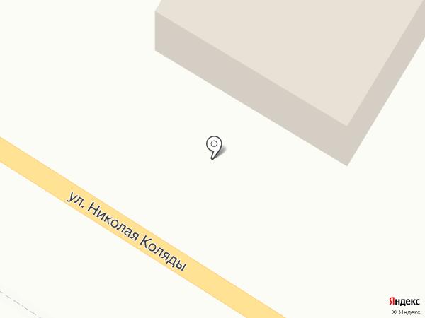 Перекрёсток-2 на карте Пионерского