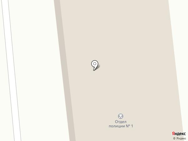 Под`ёмСтройСервис на карте Петропавловска-Камчатского