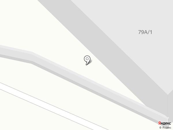 Автоград ДВ на карте Петропавловска-Камчатского