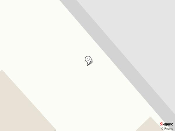 Магистраль на карте Петропавловска-Камчатского