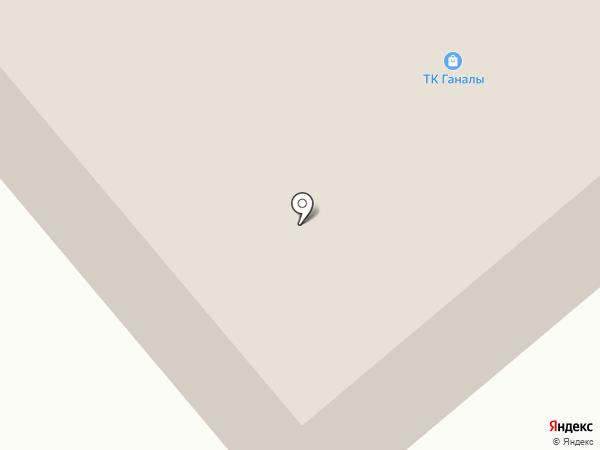 Соболь на карте Петропавловска-Камчатского