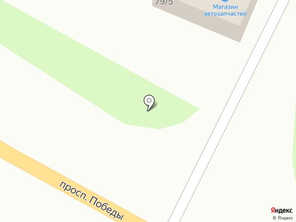 Автозапчасти для корейских автомобилей KIA, SsangYong на карте Петропавловска-Камчатского