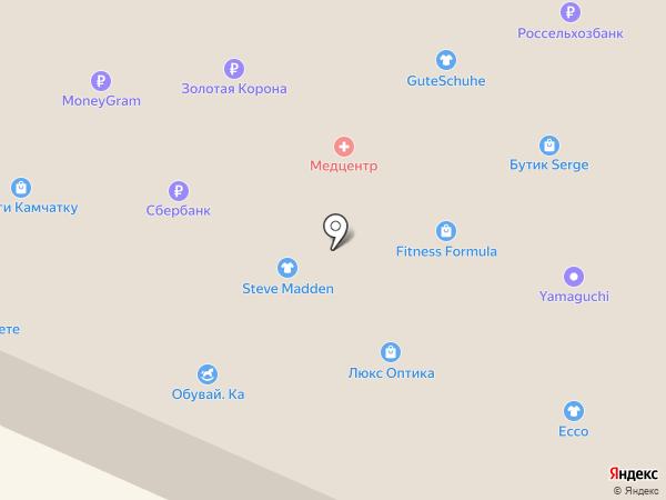 Шоколадная мечта на карте Петропавловска-Камчатского