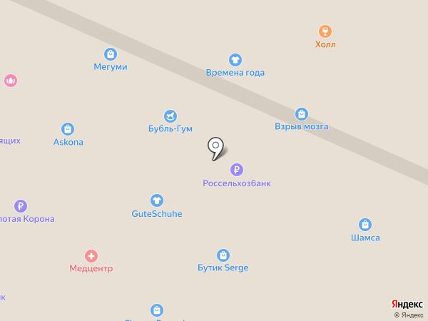 Дети на планете на карте Петропавловска-Камчатского