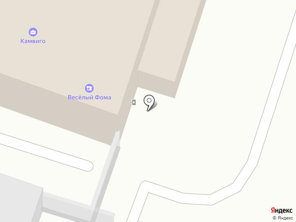 Мебельный салон на карте Петропавловска-Камчатского