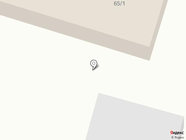 Милый дом на карте Петропавловска-Камчатского