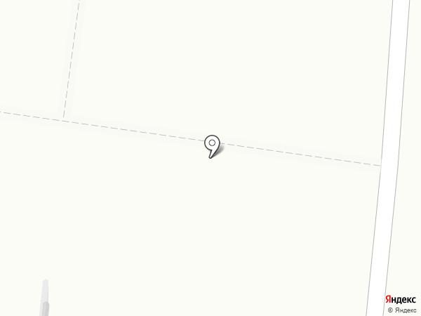 Блеск на карте Петропавловска-Камчатского