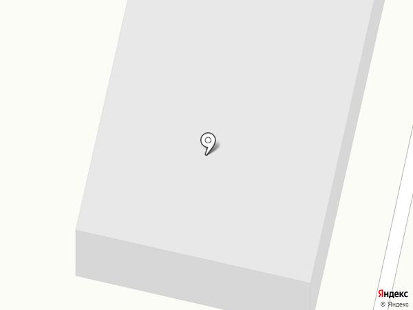 Зелёный бор на карте Петропавловска-Камчатского