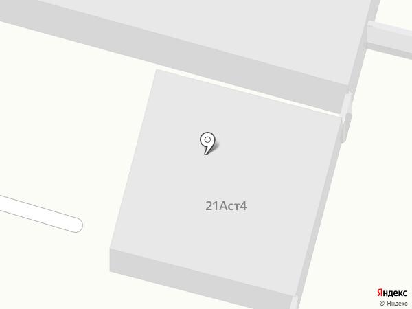 РМК Упаковка на карте Петропавловска-Камчатского