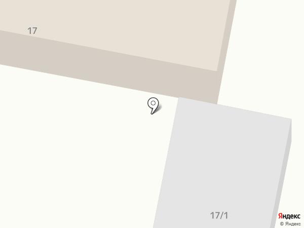 Гардиан на карте Петропавловска-Камчатского