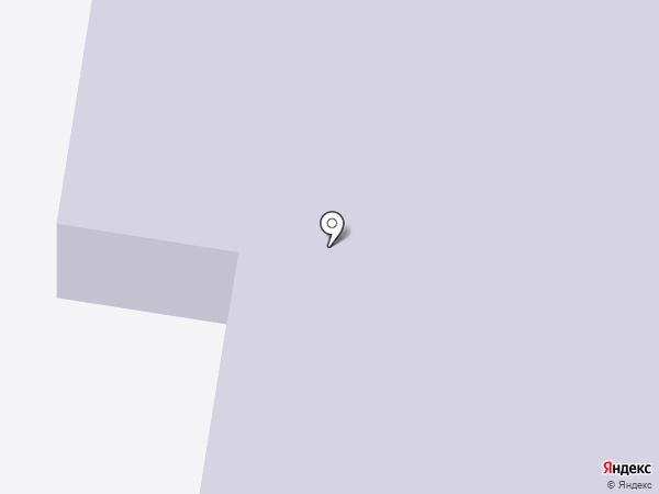 Начальная школа-детский сад №52 на карте Петропавловска-Камчатского