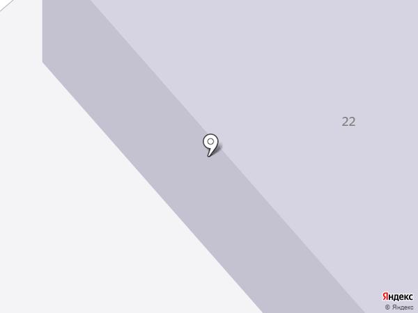 Камчатский политехнический техникум на карте Петропавловска-Камчатского