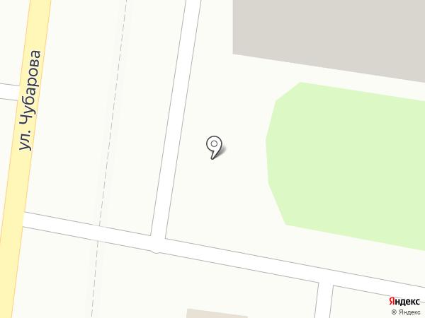 Камчатский дом Светланы Пеуновой на карте Петропавловска-Камчатского