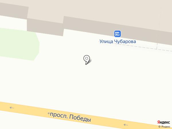 РосДеньги на карте Петропавловска-Камчатского