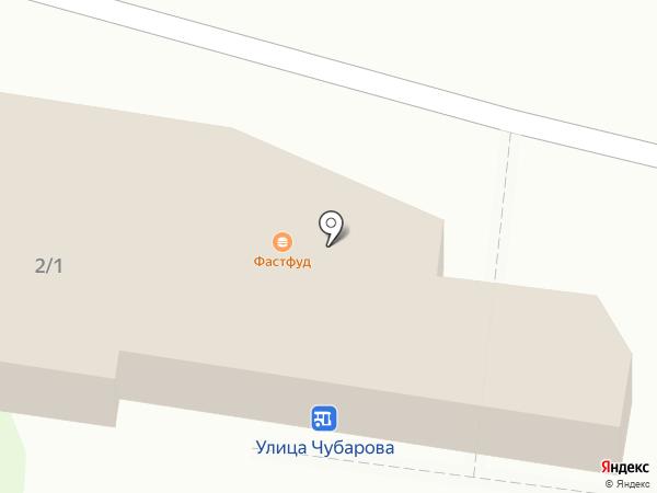 КОДАК на карте Петропавловска-Камчатского