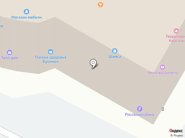 Банкомат, Россельхозбанк на карте Петропавловска-Камчатского
