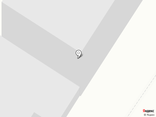 Петропавловск-Камчатский автоцентр Камаз на карте Петропавловска-Камчатского